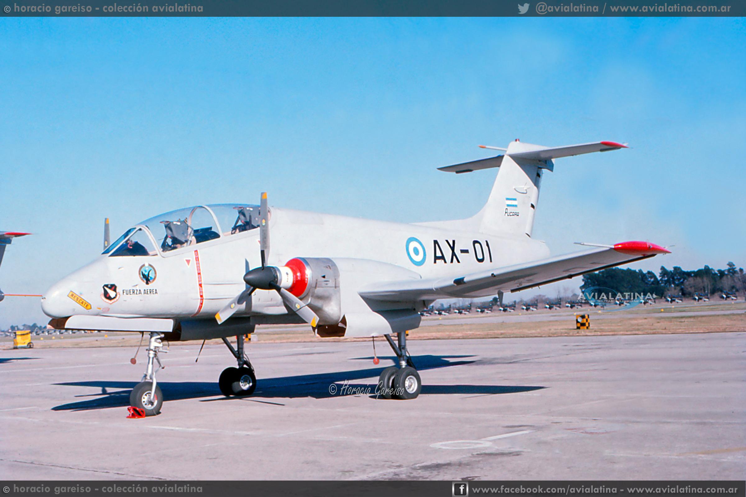 51 años del 1er vuelo del Pucará
