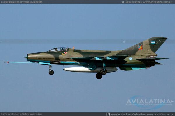 F-7M del Escuadrón 10 de Caza (What If)