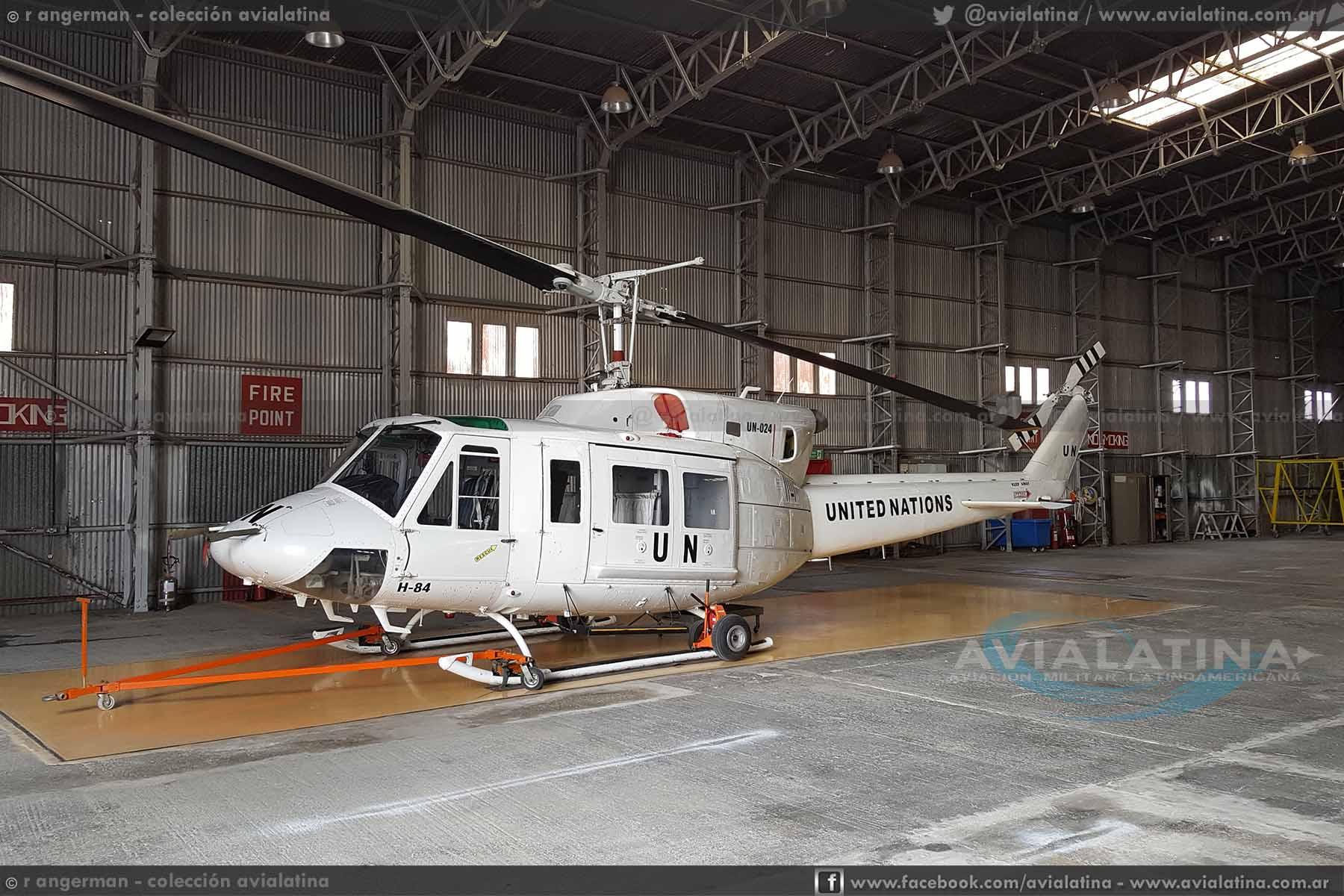 La Fuerza Aérea Argentina alcanzó las 30000 hs de vuelo con la UNFICYP