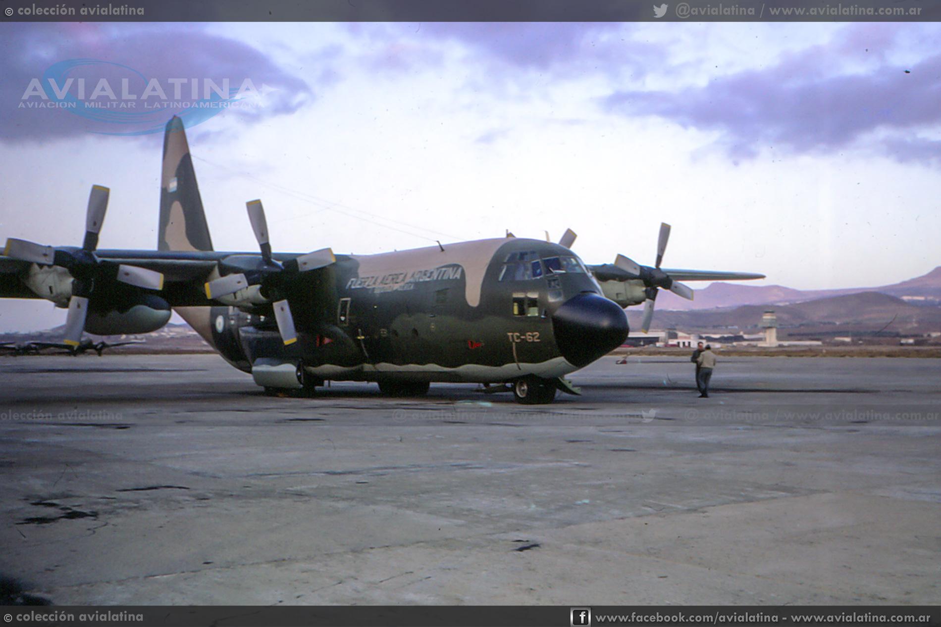 52º Aniversario del arribo de los C-130 Hercules
