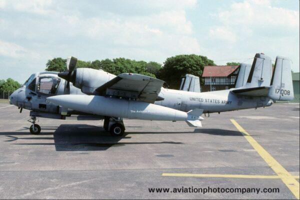 Listo para el regreso  al continente americano. Stuttgart, Abr91. (www.aviationphotocompany.com)