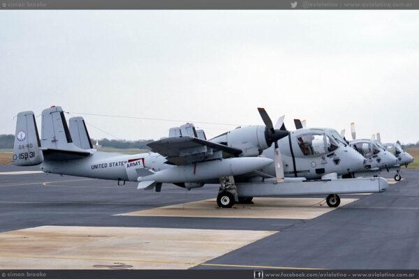 El 68-15931 mientras operaba con la Georgia NG. Dobbins AFB 01Abr92.  (Simon Brooke)