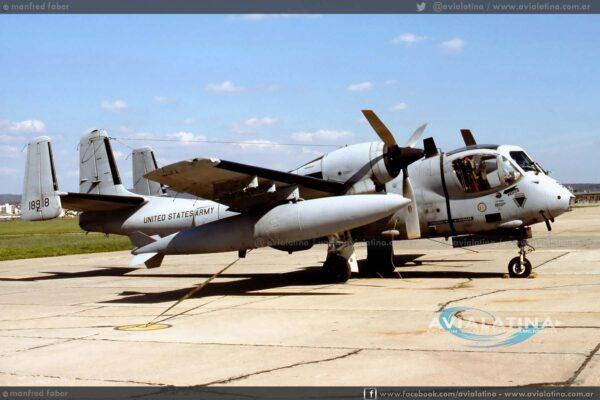 El 04Abr91, listo para regresar al CON US luego de su participación en la Guerra del Golfo. (Manfred Faber)