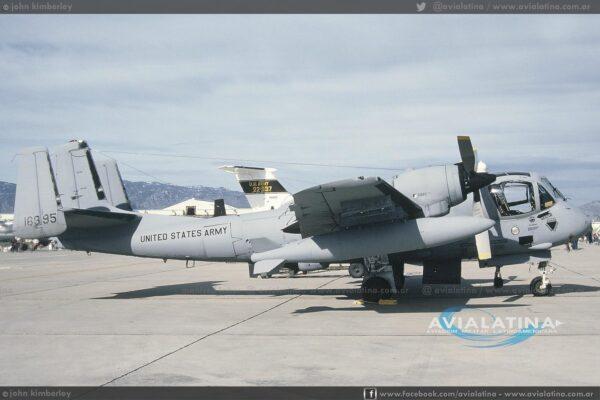 Durante su servicio en el US Army, el 68-16995 registró mas de 5000 hs de vuelo. (John Kimberley)
