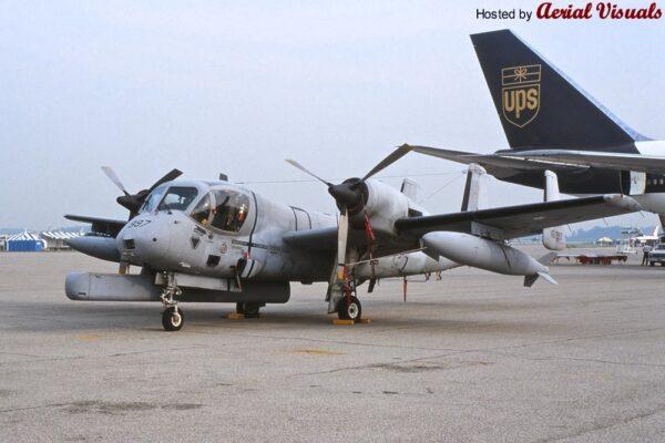 Mientras operaba con el 15th M.I. Bn, el   25Jul86. (Glenn Chatfield - Aerial Visuals)